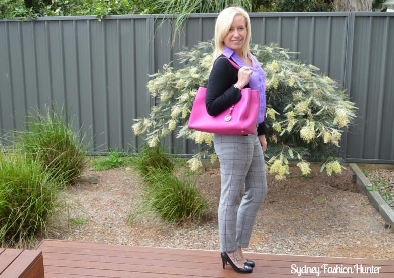Sydney Fashion Hunter Plaid Pants Fresh Fashion Forum