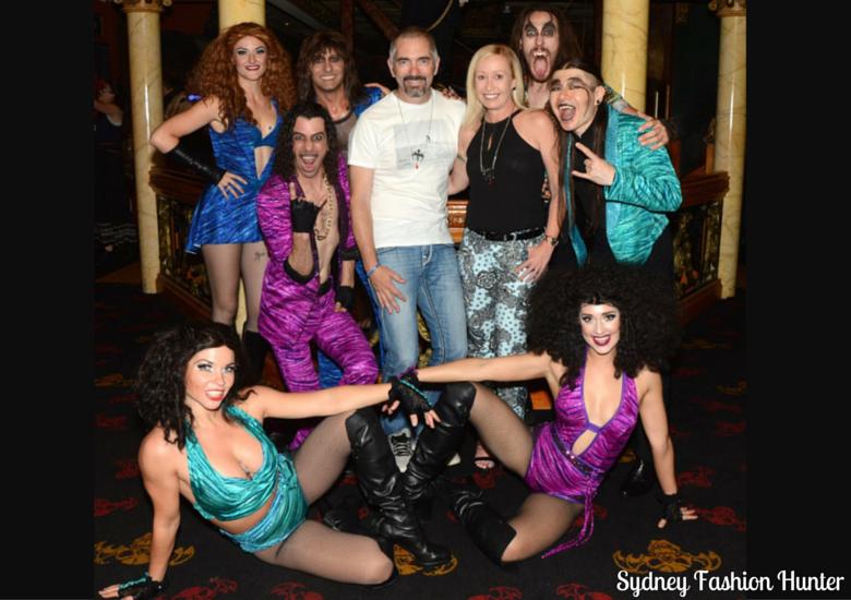 Dracula's Comedy Cabaret Restaurant Cast