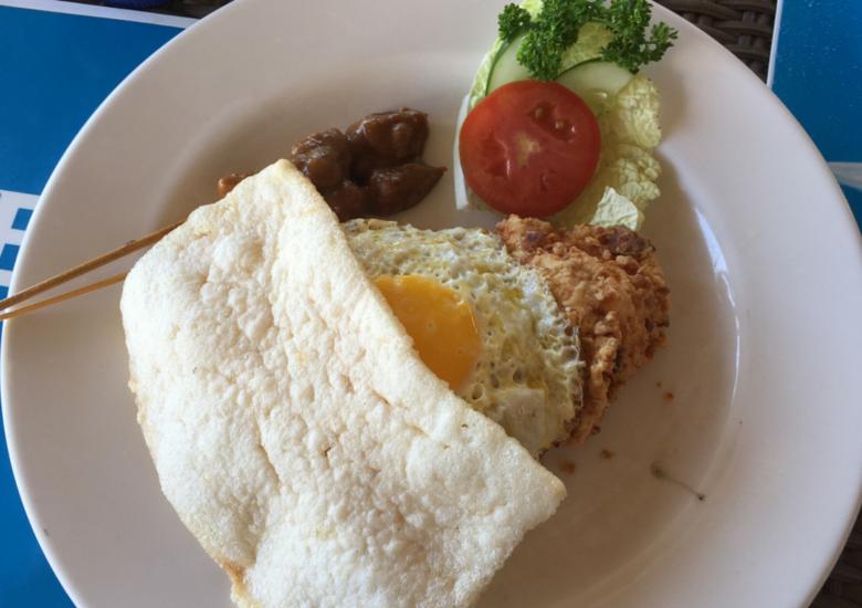 Dining In Bali: Benno's Sanur - Nasi Goreng