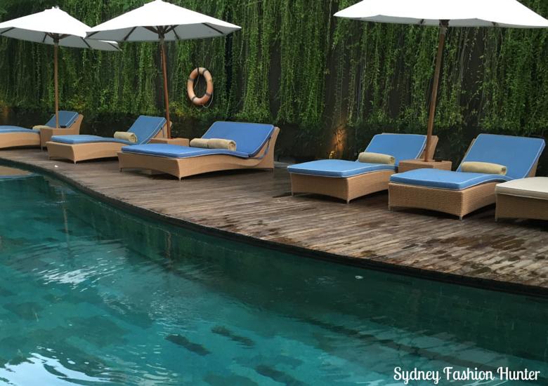 Ossotel Pool Legian Bali