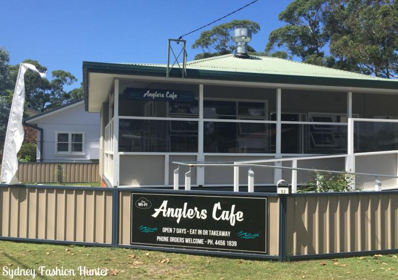 Anglers Cafe Lake Conjola