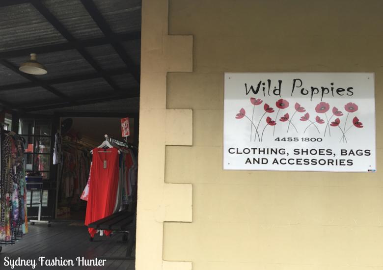 Wild Poppies Milton