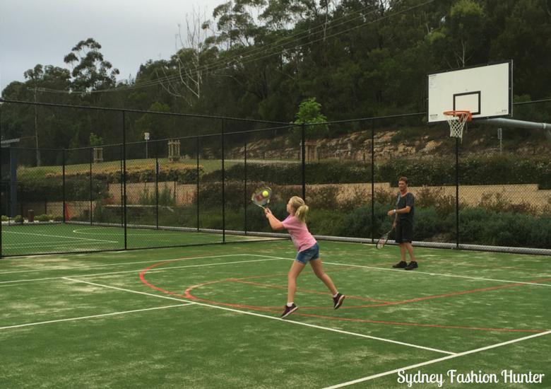 Active Holidays Lake Conjola: Tennis
