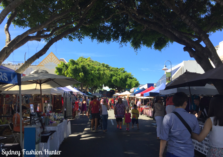 Sydney Fashion Hunter: Sunshine Coast Long Weekend: Caloundra Street Fair