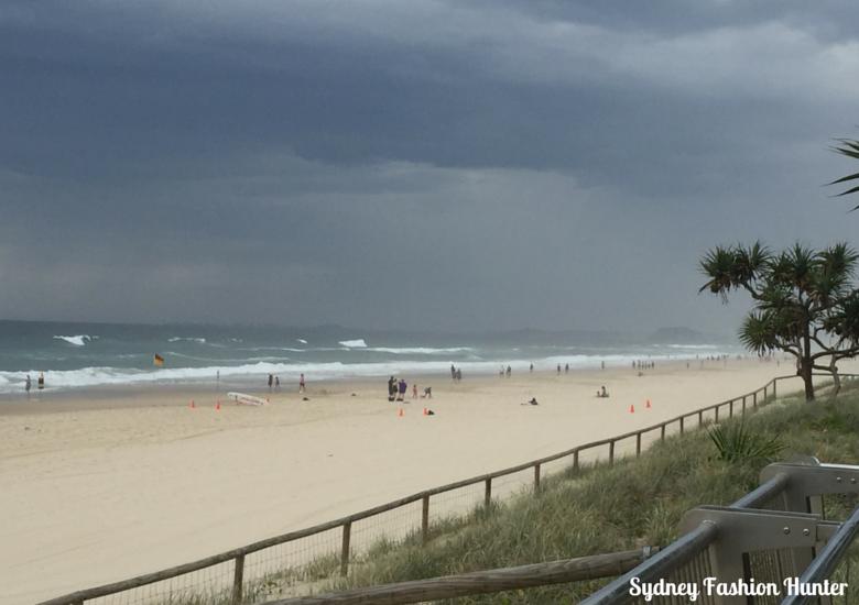 Sydney Fashion Hunter - Gold Coast - Surfers Paradise Beach