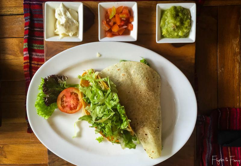 Holy Guacamole Tacos