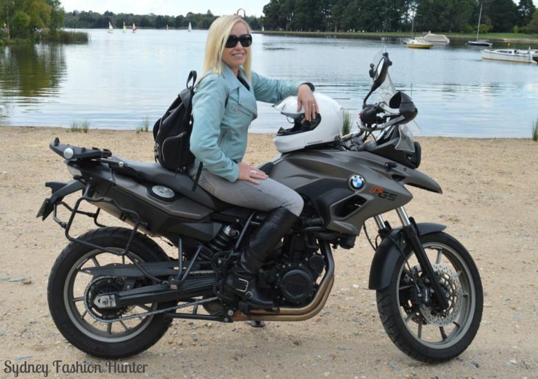 Sydney Fashion Hunter: Fresh Fashion Forum #24 Biker Chick - Bike