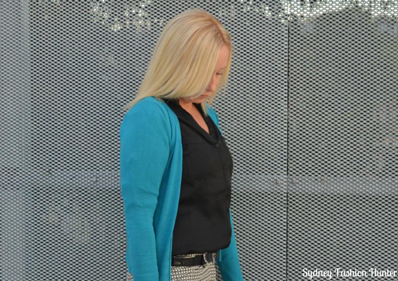 Sydney Fashion Hunter: Fresh Fashion Forum 33 - Custom Made Prada Pumps - Top