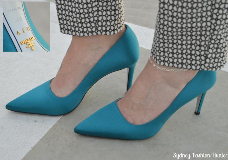 Sydney Fashion Hunter: Fresh Fashion Forum 33 - Custom Made Prada Pumps