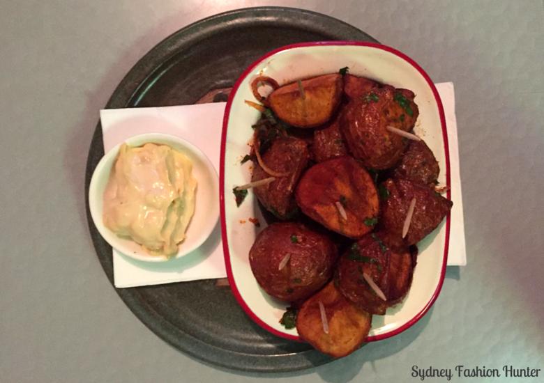 Sydney Fashion Hunter: Dining in The Sunshine Coast - BaVigo Crisp Paprika Potatoes