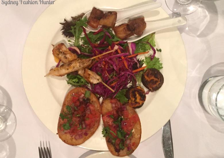 Sydney Fashion Hunter: Sunshine Coast Dining - Yabbi's On The Esplanade Shared Entree