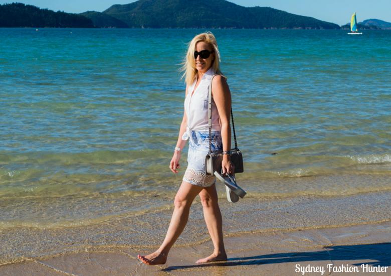 Sydney Fashion Hunter: Fresh Fashion Forum #36_ Whitsunday Wandering - Walking