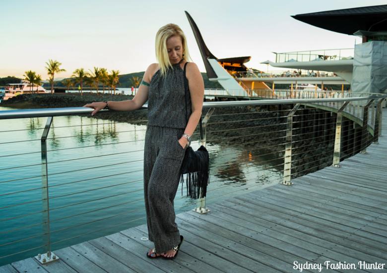 Sydney Fashion Hunter: Fresh Fashion Forum 37 - Casual Romper Side