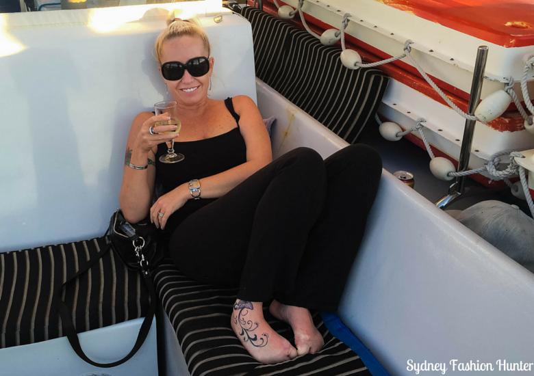 Sydney Fashion Hunter: Explore On The Edge Sunset Cruise Hamilton Island - SFH