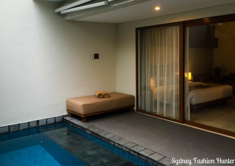 Sydney Fashion Hunter_ The Magani Hotel Bali Review - Courtyard
