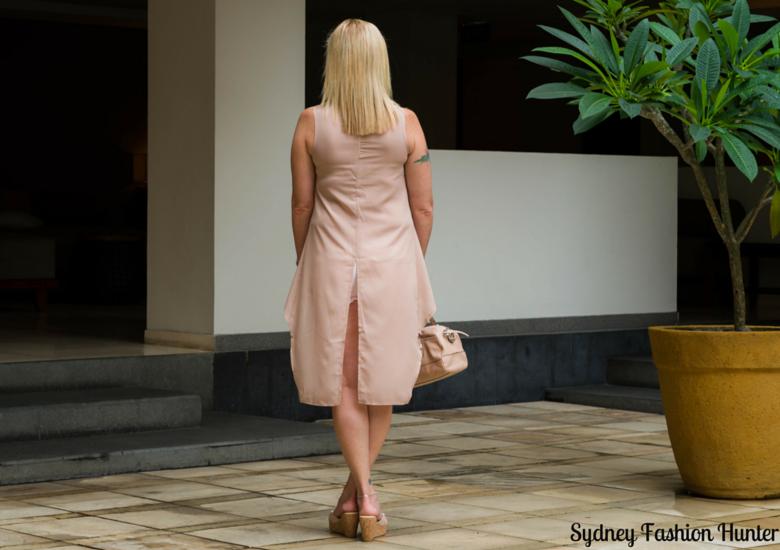 Sydney Fashion Hunter: Fresh Fashion Forum #40 - Simply Neutral - Back