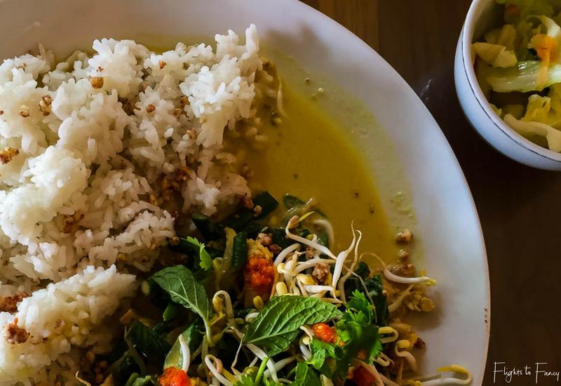 Melting Wok Warung Ubud Chicken Curry Coconut Milk