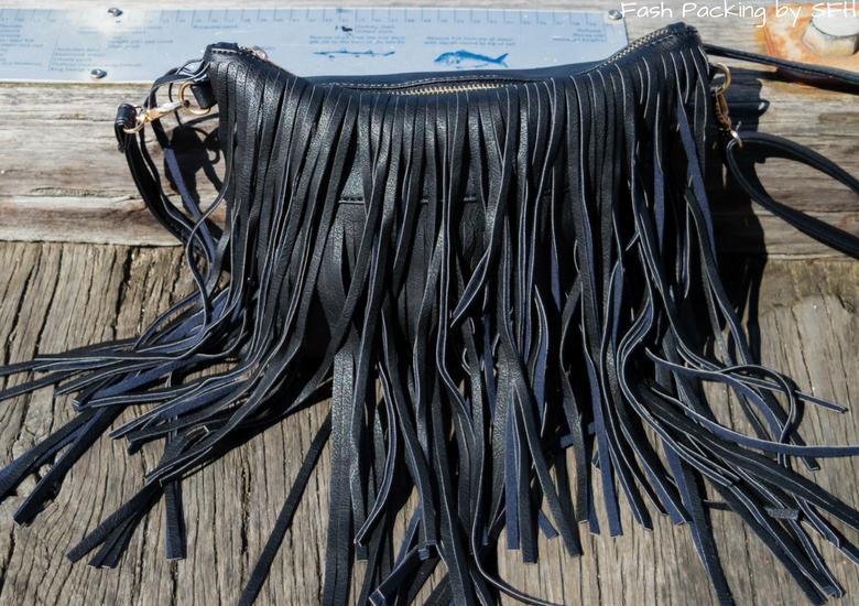 Fash Packing by Sydney Fashion Hunter: Bondi Lifestyle in St Kilda FFF54 - Bag