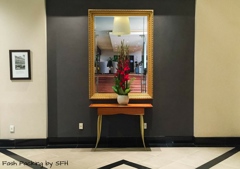 Fash Packing by SFH: CityLife Auckland Review - Reception