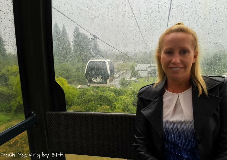 Fash Packing by SFH: Skyline Rotorua Stratosfare Restaurant - Skyline Rotorua Gondola