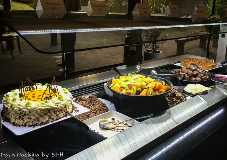 Fash Packing by SFH: Te Puia Rotorua Dessert Buffet