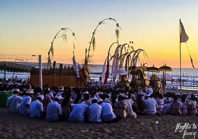 Flights To Fancy: 100+ Things To Do In Bali - Melasti Festival