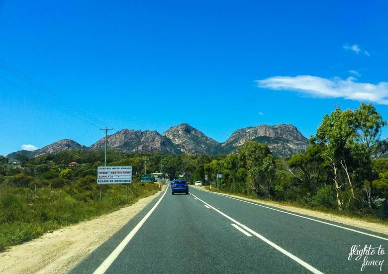Flights To Fancy: Tasmanian Road Trip - Hazzards