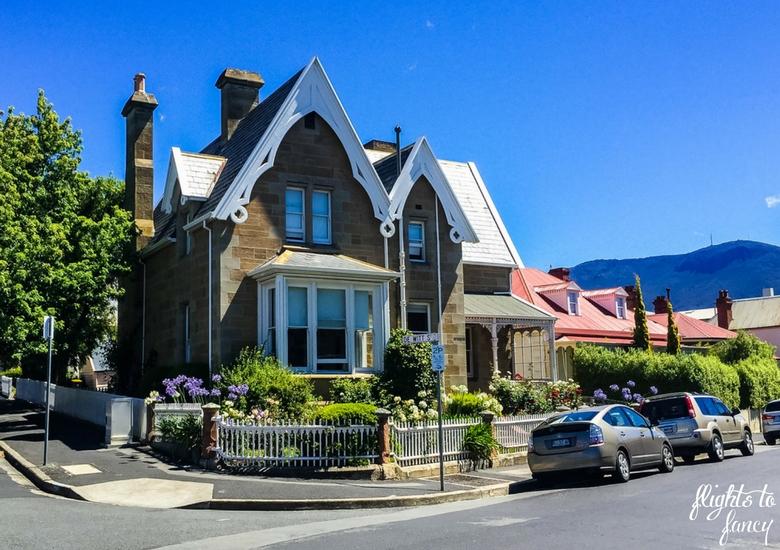 Flights To Fancy: Tasmanian Road Trip - Hobart