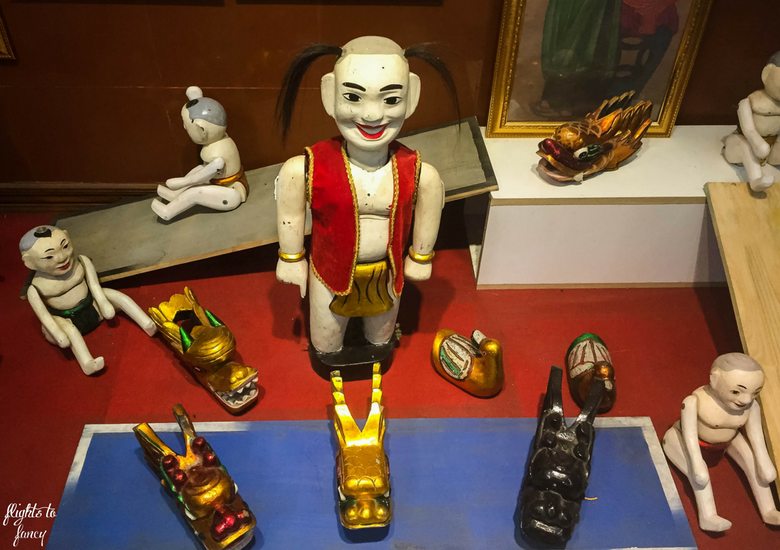 Flights To Fancy: Thang Long Water Puppet Theatre - Puppets
