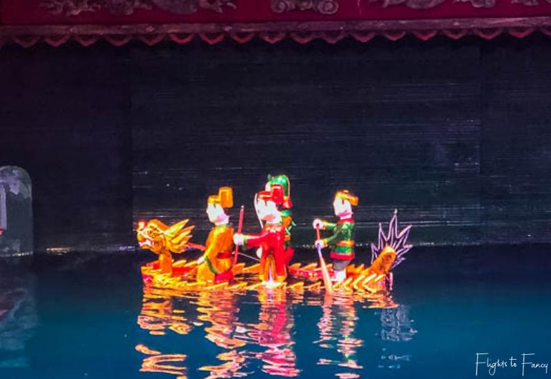Vietnamese Water Puppets Hanoi