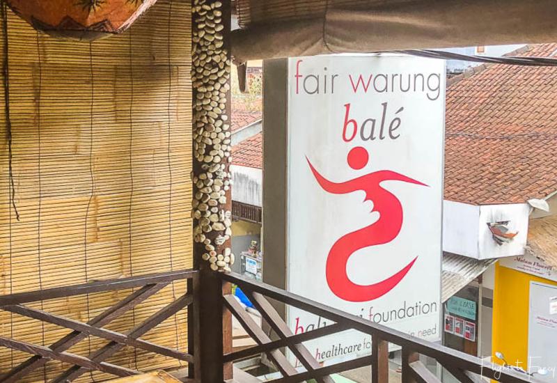 Fair Warung Bale Restaurant Ubud Bali