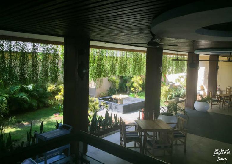 Flights To Fancy d'Nusa Beach Club & Resort_ Lembongan Luxury - Downstairs Restaurant