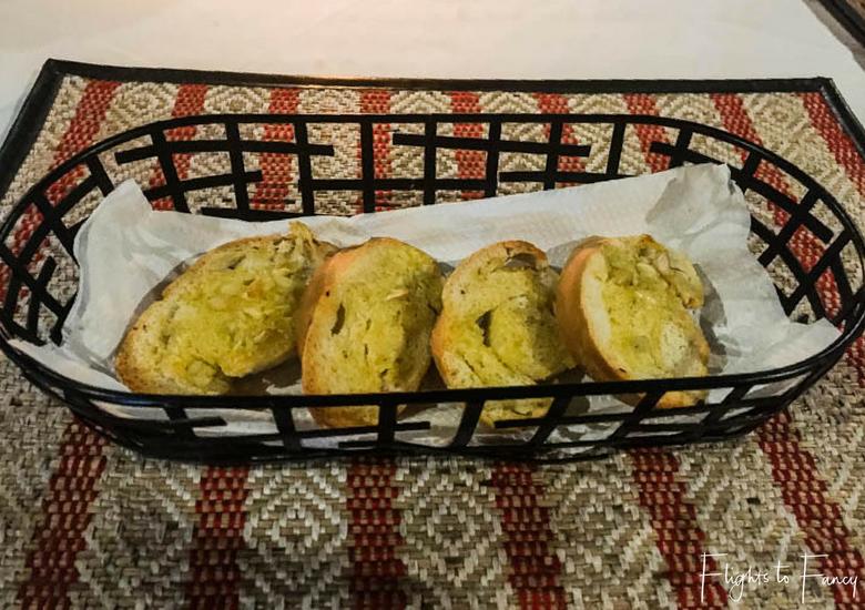 Flights To Fancy d'Nusa Beach Club & Resort_ Lembongan Luxury - Garlic Bread