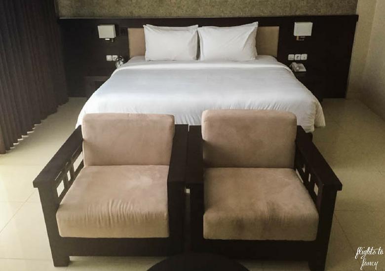 Flights To Fancy d'Nusa Beach Club & Resort_ Lembongan Luxury - Master Bedroom