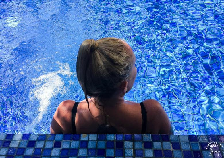 Flights To Fancy d'Nusa Beach Club & Resort_ Lembongan Luxury - Me Lagoon Pool