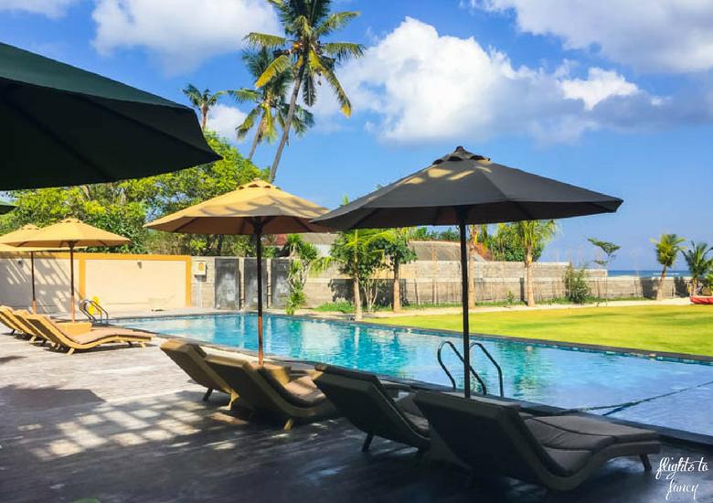 Flights To Fancy d'Nusa Beach Club & Resort_ Lembongan Luxury - Resort Pool