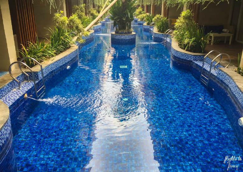 Flights To Fancy d'Nusa Beach Club & Resort_ Lembongan Luxury - d'Nusa Resort Lagoon Pool