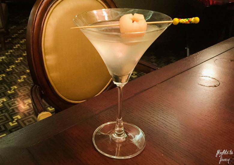 Flights To Fancy: Red Bean Restaurant Hanoi - Cocktail