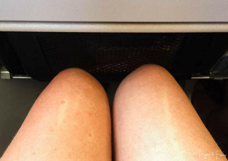 Flights To Fancy: Vietjet Air A320 Domestic Economy - Leg Room