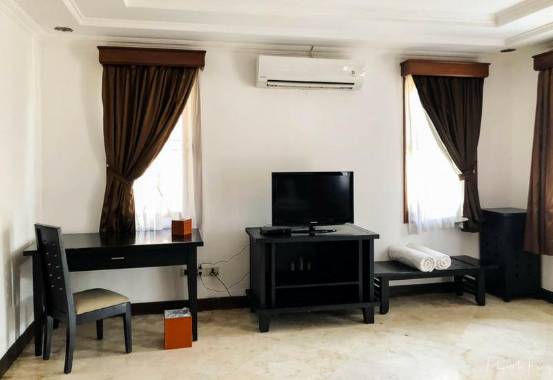 The Club Villas Seminyak: Interior 2 bedroom villa Seminyak