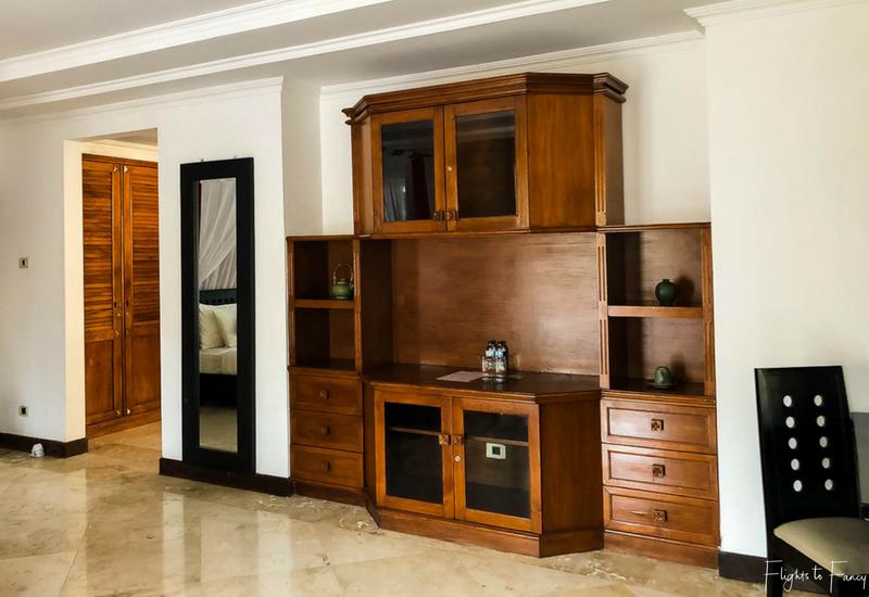 The Club Villas Seminyak: Interior of our 2 bedroom villa Seminyak