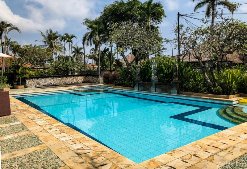 The Club Villas Seminyak: Main pool