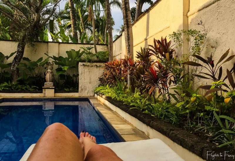 The Club Villas Seminyak: Relaxing in my Bali villas with Private Pool