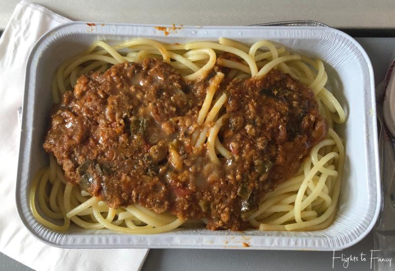 Vietjet Spaghetti