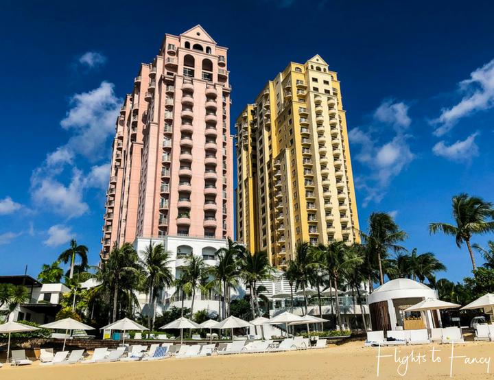Beachfront Movenpick Hotel near Mactan Cebu Airport - Flights to Fancy