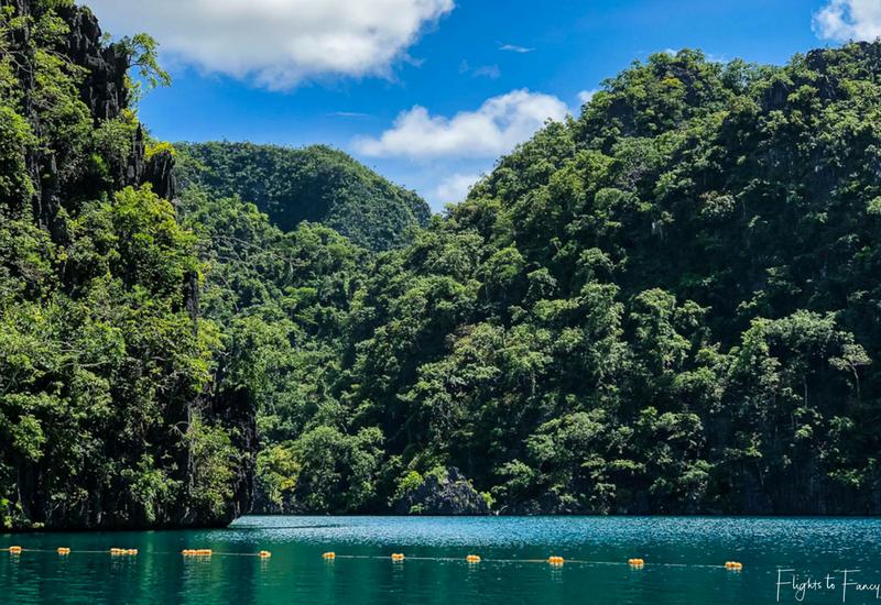 Coron Boat Tours: Kayangan Lake Coron