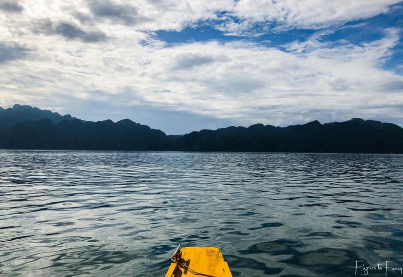 Coron Island Hopping: Twin Peaks Coron