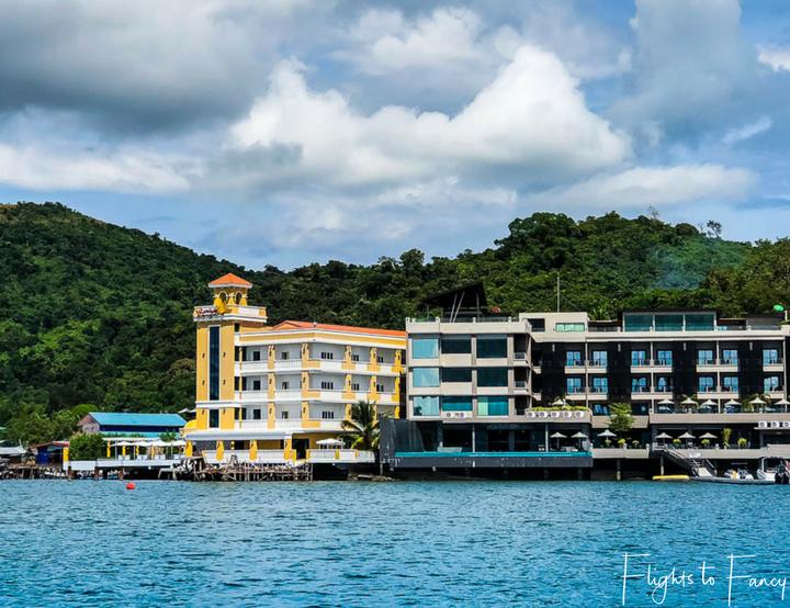 Hotels In Coron Palawan: Exterior Sunlight Guest Hotel Coron Palawan