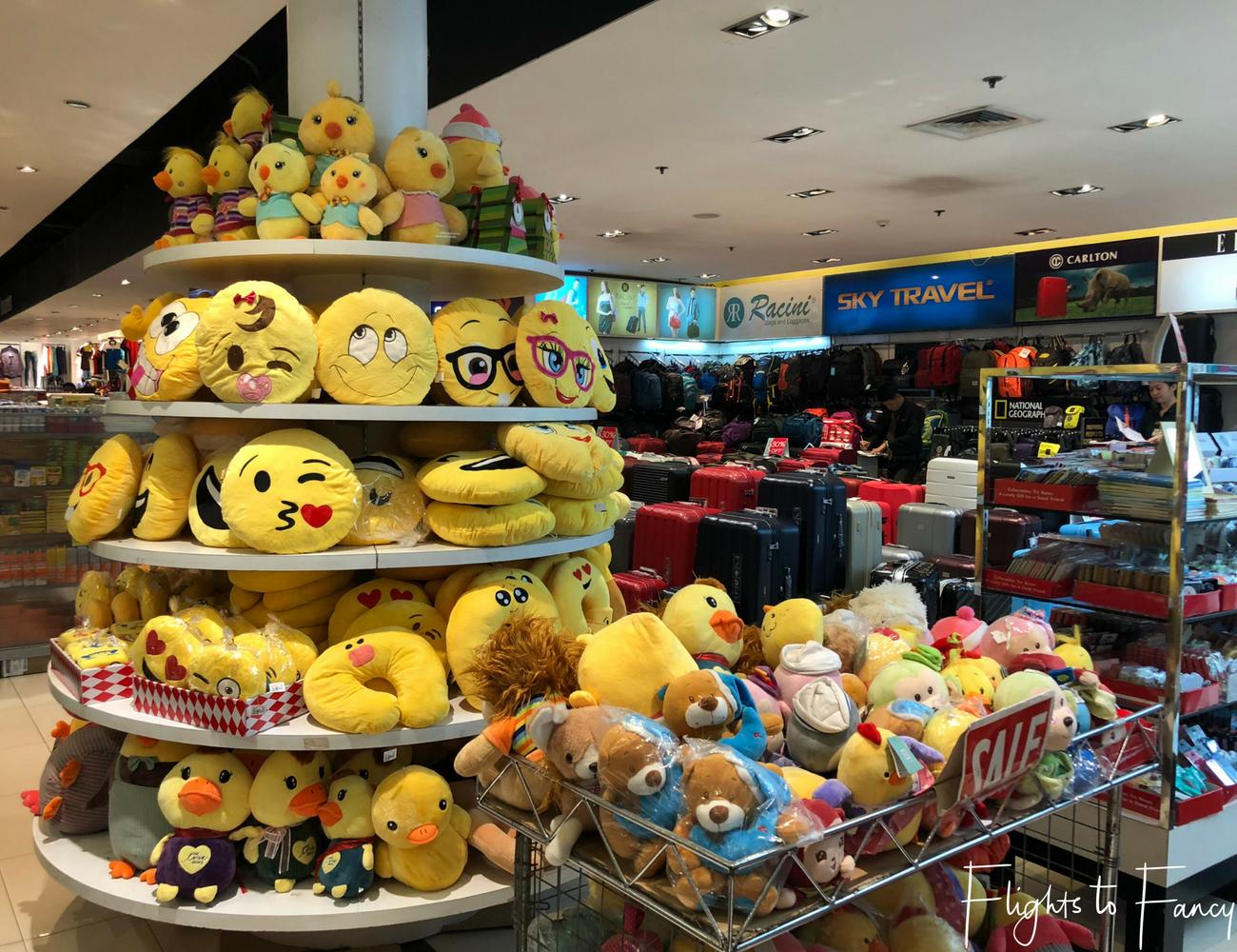 Flights to Fancy Makati Shopping Malls Landmark Makati