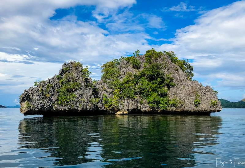 Island Hopping Coron: Twin Peaks Coron